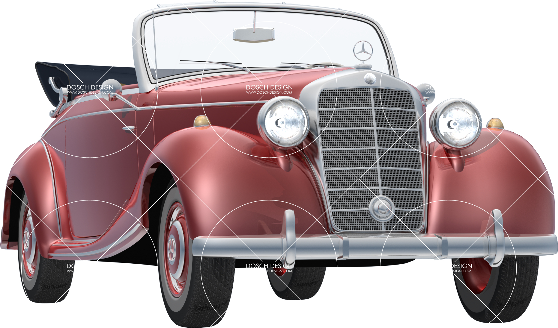 Dosch Design Classic Cars Free Download